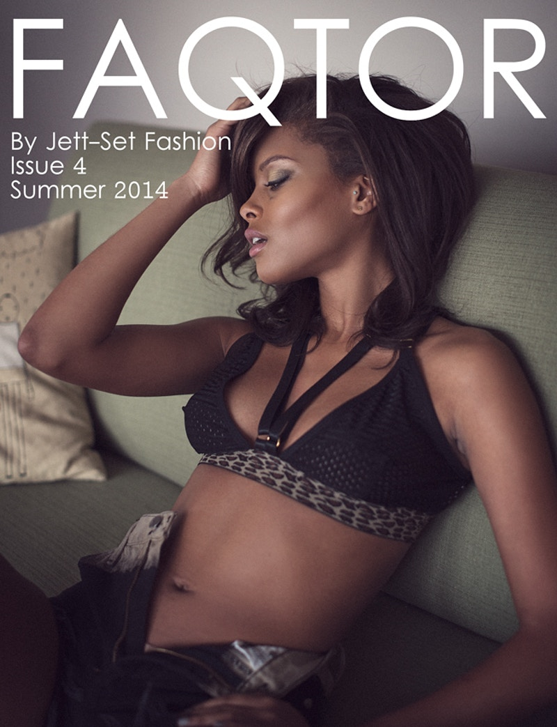Faqtor Fashion Book April 2014 - Editorial Fashion Portrait Photography Lehigh Valley Philadelphia | Tobias Hibbs