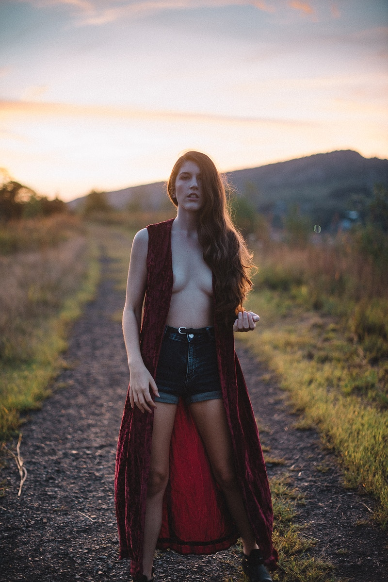 Breanna Marie THP Tobias Hibbs fashion editorial published Palmerton PA portrait nude breast - Editorial Fashion Portrait Photography Lehigh Valley Philadelphia | Tobias Hibbs