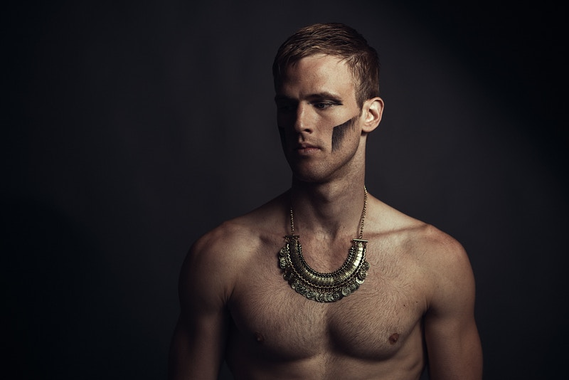 Its Tribal - Editorial Fashion Portrait Photography Lehigh Valley Philadelphia | Tobias Hibbs