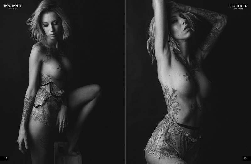 Do As I Ask Boudoir Inspiration Magazine - Editorial Fashion Portrait Photography Lehigh Valley Philadelphia | Tobias Hibbs