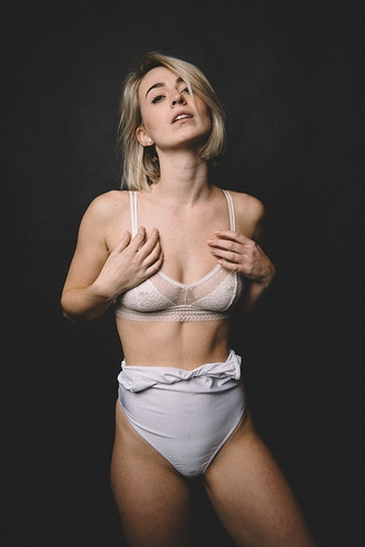 fasion editorial lifestyle lingerie THP Tobias Hibbs portrait Katherine Liedberg VIE Talent Agency studio - Editorial Fashion Portrait Photography Lehigh Valley Philadelphia | Tobias Hibbs