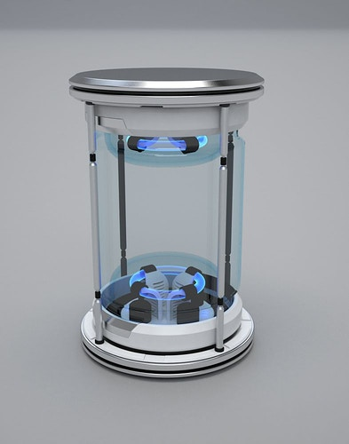 The Wolverine - Nano Jar Concepts - Tony Drew | Art Direction & Design