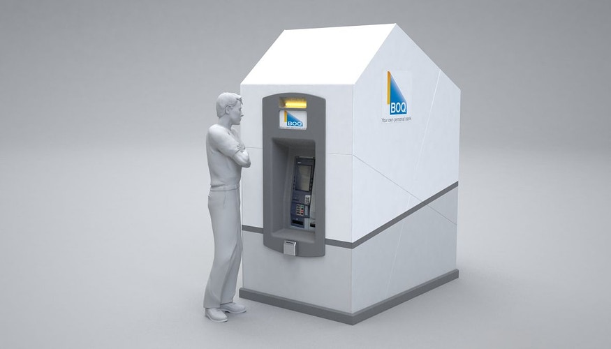 BOQ ATM gag - proposal - Tony Drew | Art Direction & Design