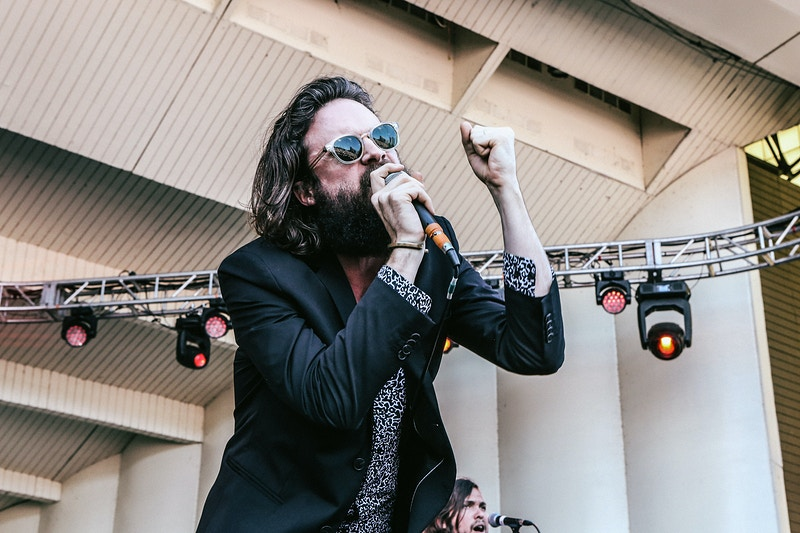 Father John Misty // Lollapalooza - Chicago, IL - Tracy Vanessa