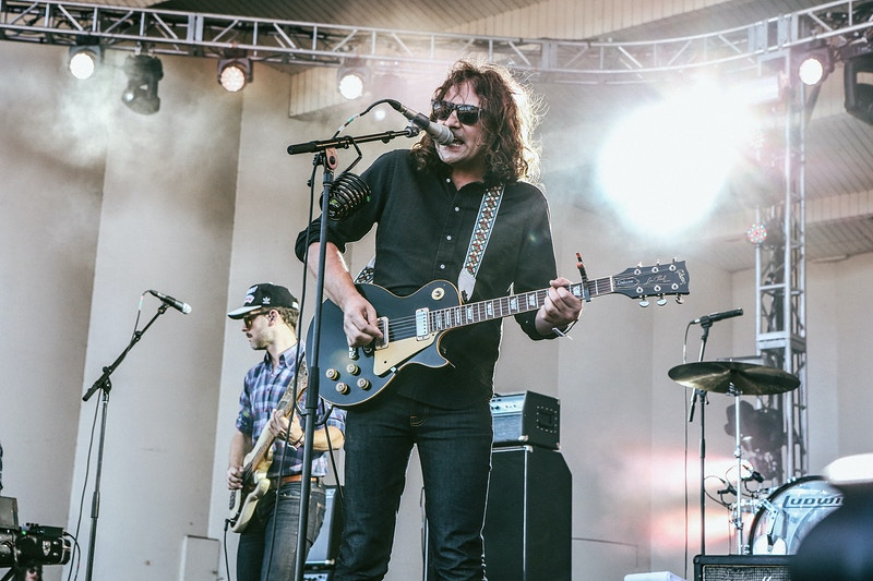 The War On Drugs // Lollapalooza - Chicago, IL - Tracy Vanessa