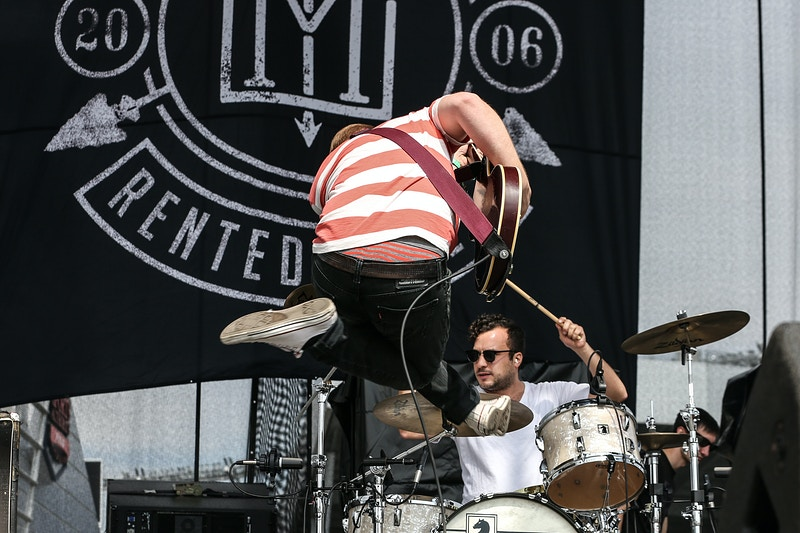 The Menzingers // Riot Fest - Denver, CO - Tracy Vanessa
