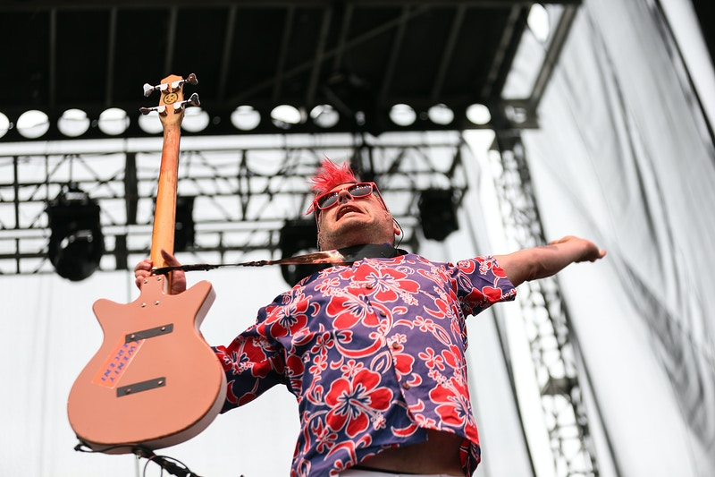 Me First and The Gimme Gimmes // Riot Fest - Denver, CO - Tracy Vanessa