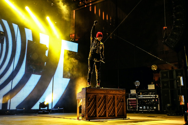 Twenty One Pilots // Cal Coast Credit Union Open Air Theatre - San Diego, CA - Tracy Vanessa