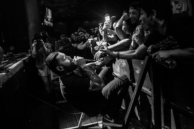 Senses Fail // House of Blues - San Diego, CA - Tracy Vanessa