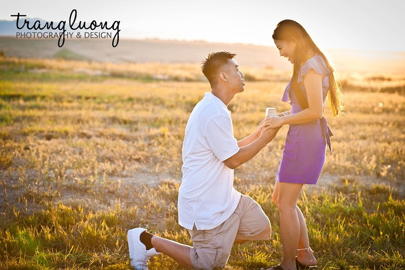 Engagements - Trang Luong Photos