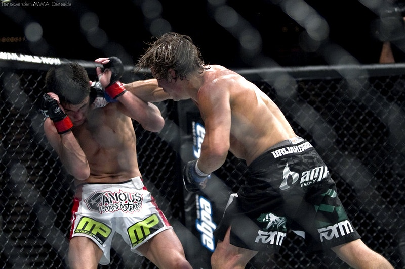 Dominick Cruz vs Uriah Faber at UFC 132 - Transcendent Productions