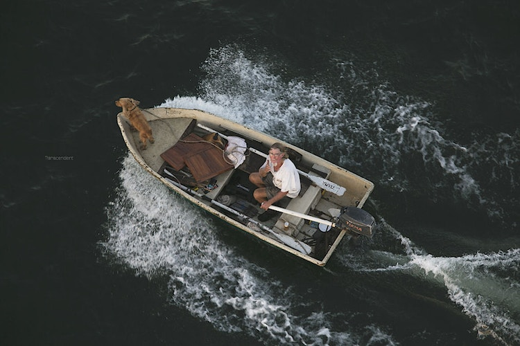 Man in a Boat - Transcendent Productions