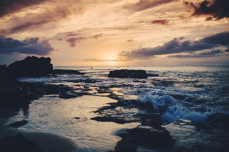 Paradise at Sunset - Transcendent Productions