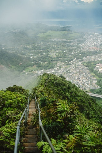 Haiku Stairs - Transcendent Productions