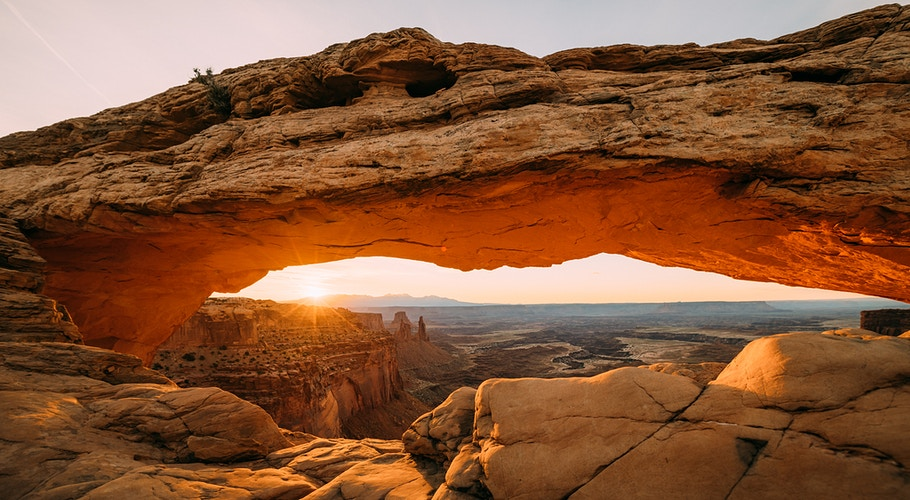 Mesa Arch - Transcendent Productions