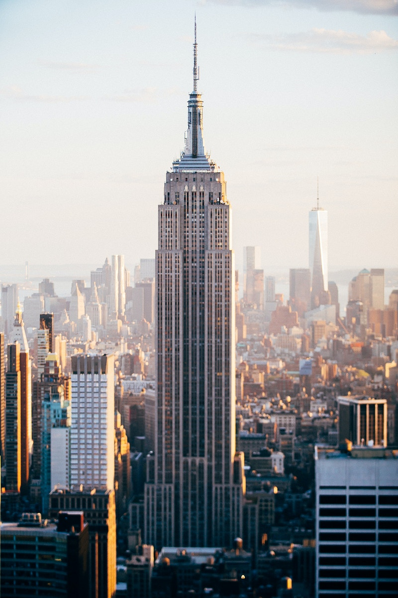 The Empire State Building - Transcendent Productions