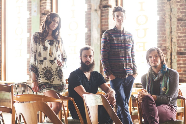 Houndmouth - Tyler Zoller Photography