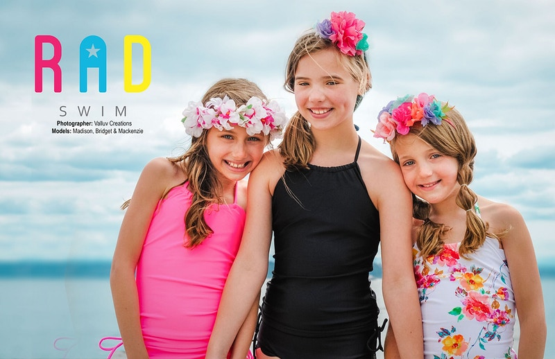 Rad Swimwear - Valluv Creations