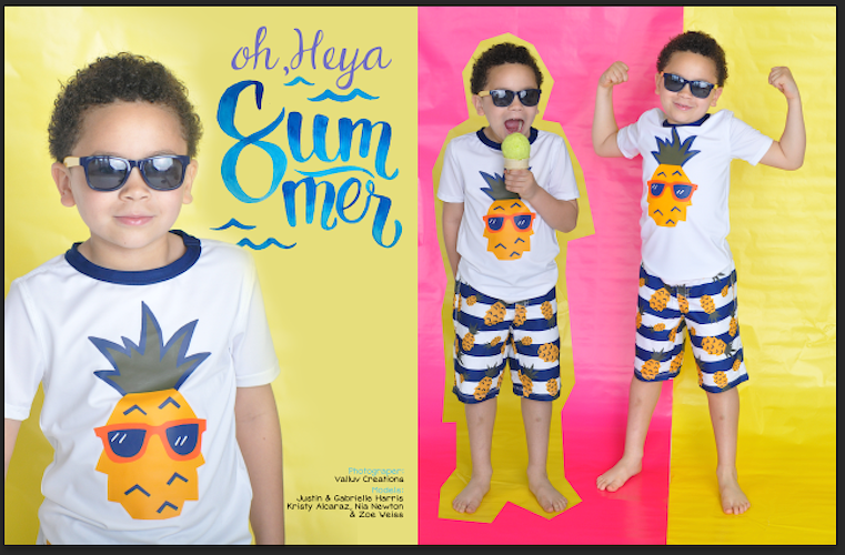 Meraki Kids Magazine - Valluv Creations