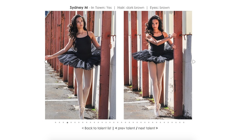 Tear Sheets - Valluv Creations