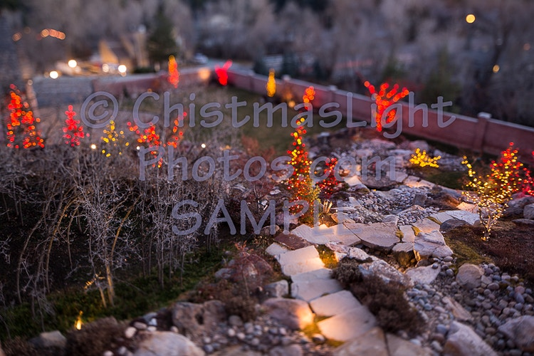 Christmas Light Photos - Vance Brand Photography