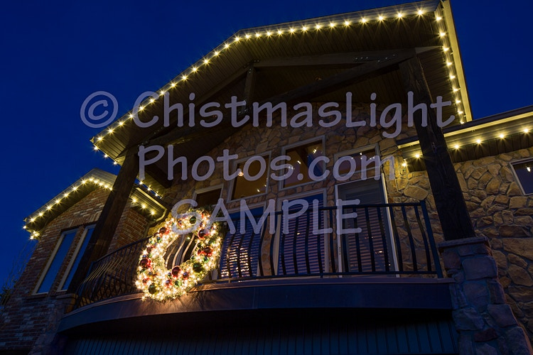 Christmas wreath - Vance Brand Photography