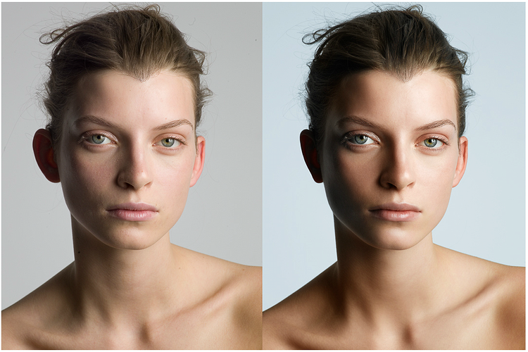 Work - Retouching - Van Peele