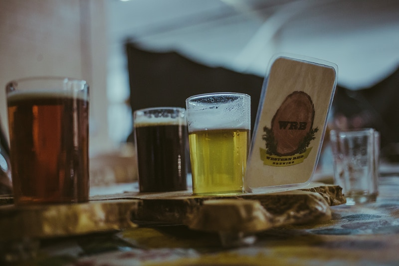 Western Red Brewing - vdoylephotography.com