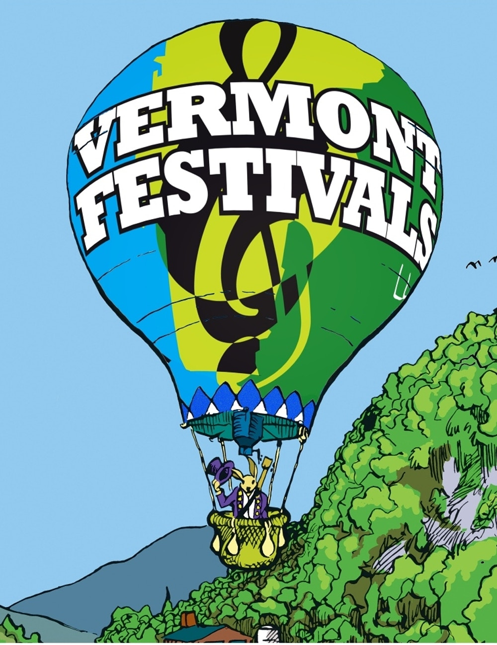About VTF: Contact - Vermont Festivals/Roots on the River