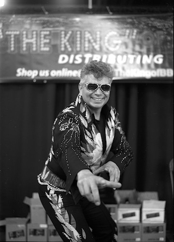 the king - Victor Cohen