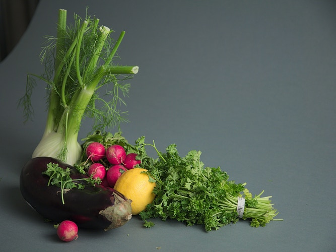 Vegetables 2 - Victor Cohen