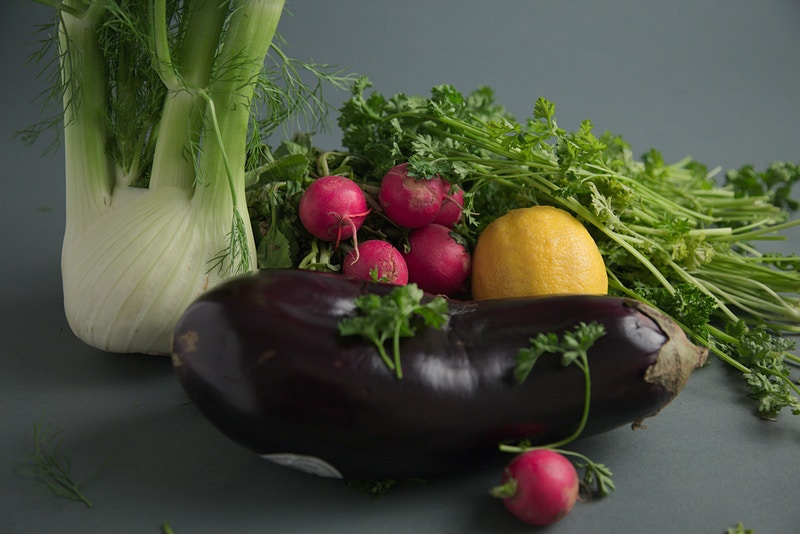 Vegetables 1 - Victor Cohen