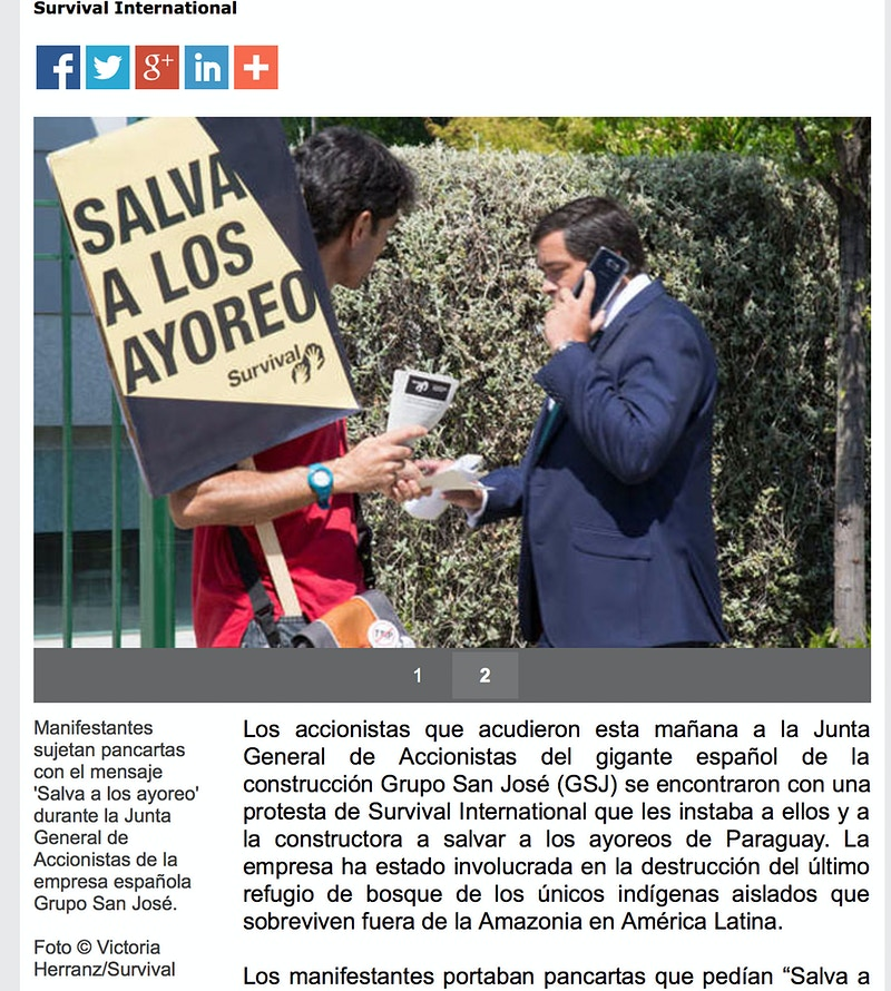 Featured on La Jornada (NI) - VictoriaHerranz