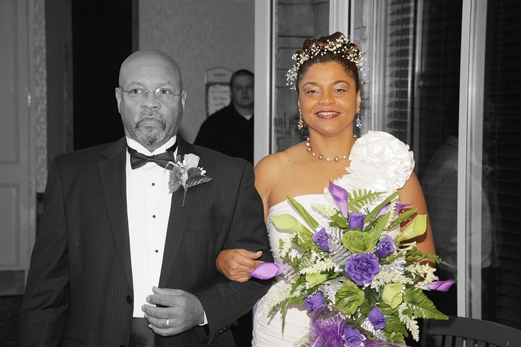 Wedding Portfolio - Walter Drayton Photography