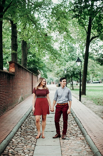 Hedya Corey Old City Philadelphia - We Laugh We Love - Wedding Photography