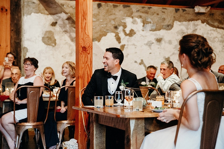 Heather And Bryce Grace Winery - We Laugh We Love - Wedding Photography