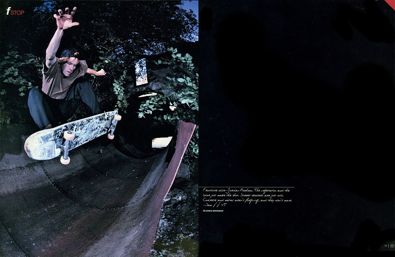 Tearsheet - Chris Whitaker
