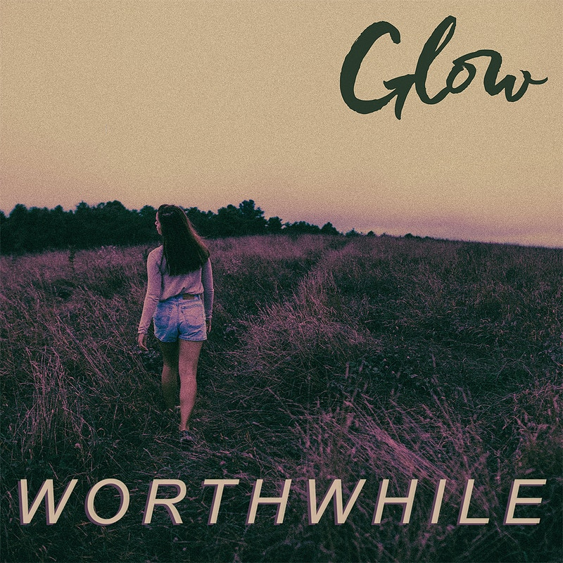 Album Art Photographed For Glow - Whitney Newell//Music Photographer