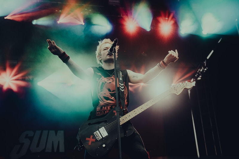 Sum 41 - Whitney Newell//Music Photographer
