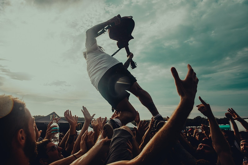 Every Time I Die - Whitney Newell//Music Photographer