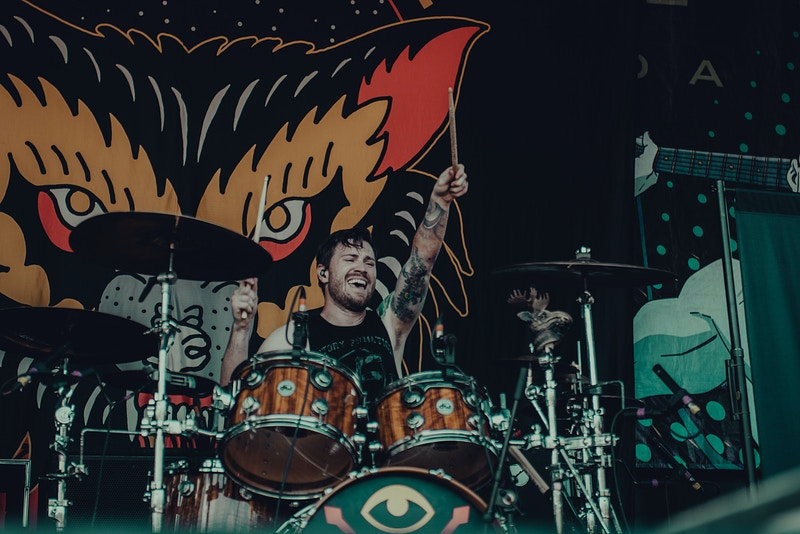 Blessthefall - Whitney Newell//Music Photographer