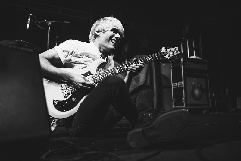 Waterparks - Whitney Newell//Music Photographer
