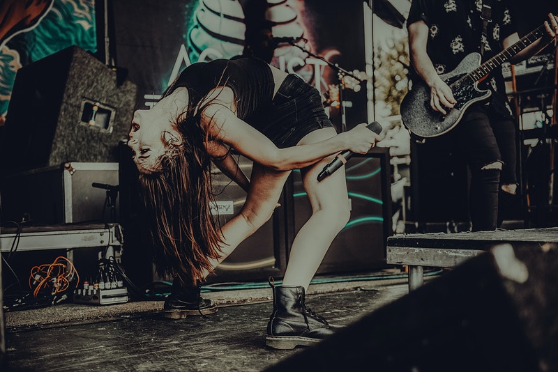 Against The Current - Whitney Newell//Music Photographer