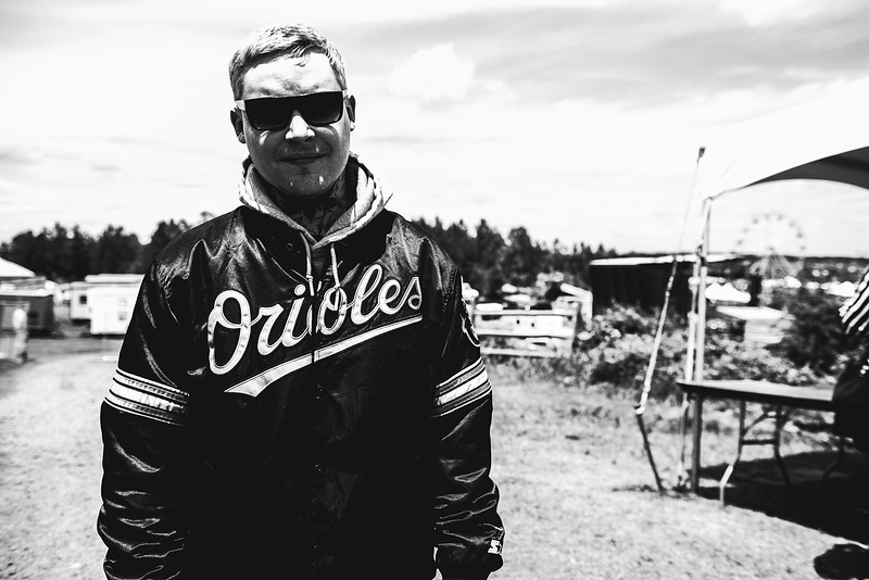 Ahren Stringer of The Amity Affliction - Whitney Newell//Music Photographer