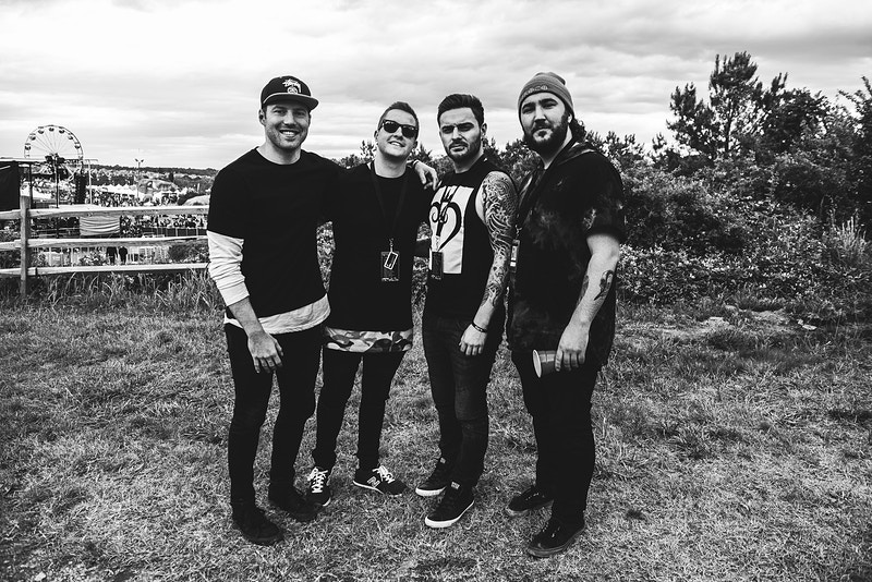I Prevail - Whitney Newell//Music Photographer