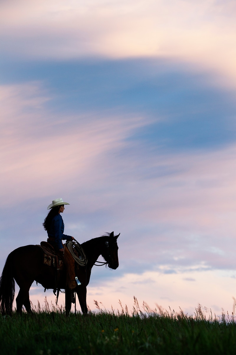 Ranch Life Alberta - William Dougall Photography