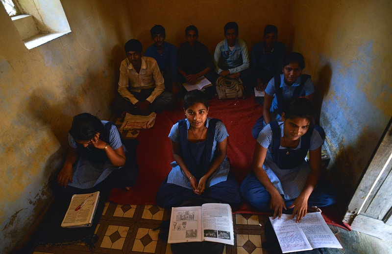 The Light of Education - William Dougall Photography