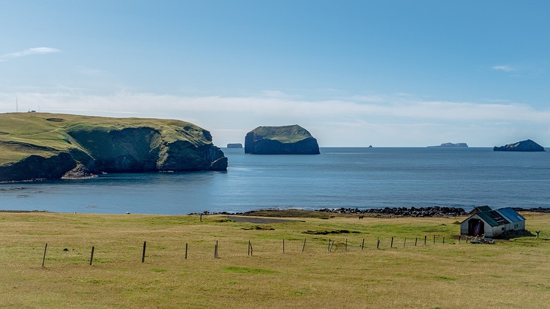 Vestmannaeyjar - William Porter