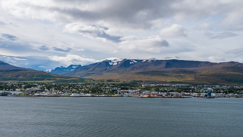 Akureyri - William Porter