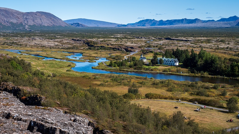 Thingvellir - William Porter